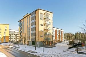 Helsinki, Aurinkolahti, Myrskykuja 1