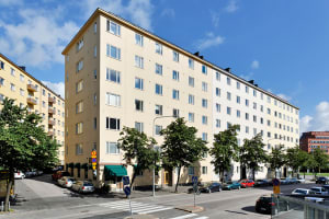Helsinki, Hakaniemi, Hakaniemenkatu 7