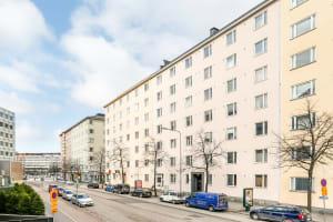 Helsinki, Hakaniemi, Hakaniemenkatu 9