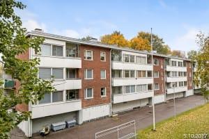 Helsinki, Itäkeskus, Kajaaninlinnantie 1
