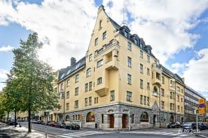 Helsinki, Kaartinkaupunki, Eteläinen Makasiinikatu 4