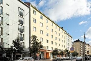 Helsinki, Kallio, Vaasankatu 15