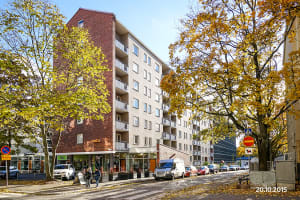 Helsinki, Kamppi, Lapinlahdenkatu 8