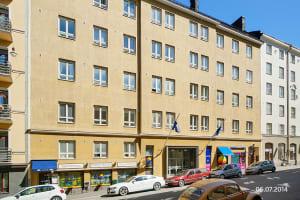 Helsinki, Kruununhaka, Mariankatu 19