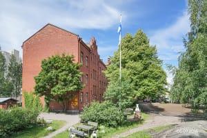 Helsinki, Länsi-Pasila, Veturitie 3