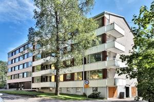 Helsinki, Lauttasaari, Lielahdentie 10