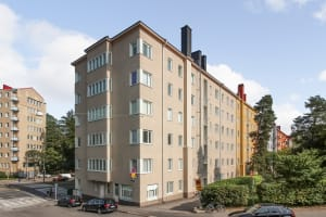 Helsinki, Meilahti, Mannerheimintie 140