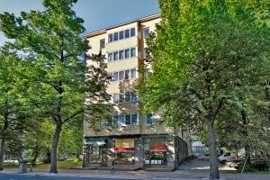 Helsinki, Meilahti, Mannerheimintie 108