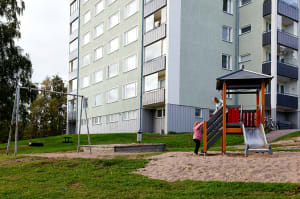 Helsinki, Pohjois-Haaga, Ida Aalbergin tie 3 a