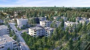 Helsinki, Reimarla, Rikhard Nymanin tie 3