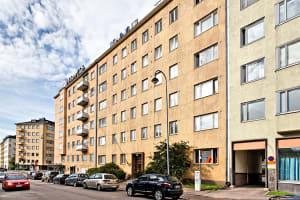 Helsinki, Taka-Töölö, Urheilukatu 38