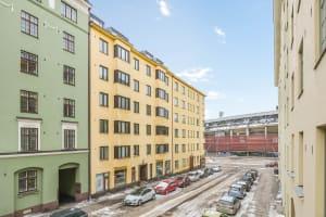 Helsinki, Taka-Töölö, Savilankatu 1b