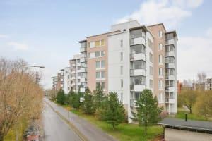 Helsinki, Veräjälaakso, Myllypellontie 1