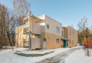 Helsinki, Veräjälaakso, Otto Brandtin tie 16