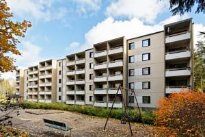 Lahti, Liipola, Pohjoinen Liipolankatu 13-15 D-F