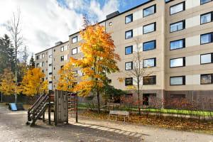 Lahti, Liipola, Pohjoinen Liipolankatu 13-15 A-C