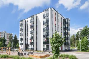 Lahti, Metsäkangas, Satulakatu 25