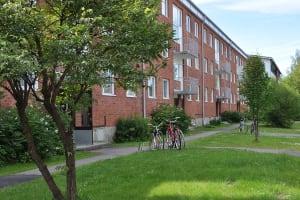 Oulu, Laanila, Hoikantie 14-22
