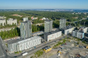 Tampere, Hervanta, Tieteenkatu 14