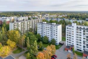 Tampere, Hervanta, Atomikatu 1 A, B
