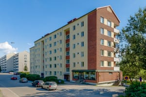 Tampere, Järvensivu, Turjankatu 4