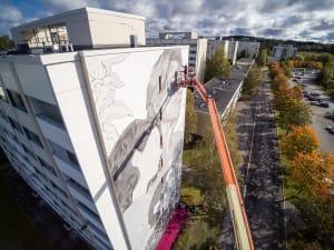 Tampere, Kaukajärvi, Saarenvainionkatu 9