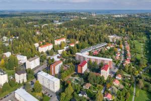 Tampere, Rahola, Jurvalankatu 8