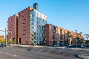 Tampere, Ratina, Voimakatu 1