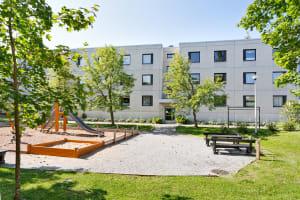 Tampere, Takahuhti, Irjalankatu 52-54