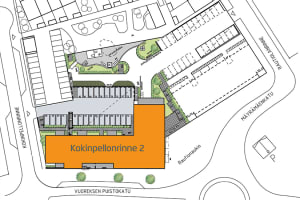 Tampere, Vuores, Kokinpellonrinne 2