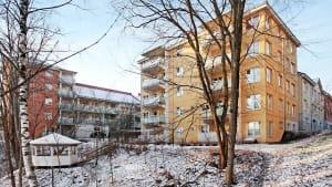 Turku, Keskusta, Allinkatu 1