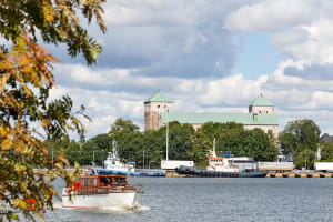 Turku, Korppolaismäki, Kaarle Knuutinpojan rantatie 7