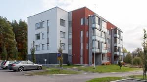 Turku, Länsikeskus, Pryssinkatu 13