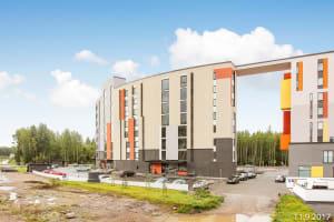Vantaa, Keimolanmäki, Leksankuja 3