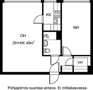 Espoo, Karakallio, Kotkatie 6 G 065