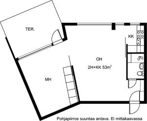 Espoo, Karakallio, Kotkatie 6 B 010