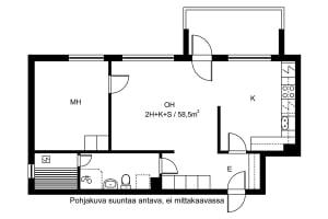 Espoo, Kilo, Lansantie 3 D 034