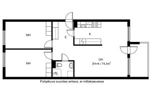 Espoo, Kilo, Lansantie 3 E 048