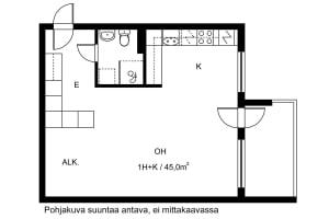 Espoo, Kilo, Lansantie 3 B 009