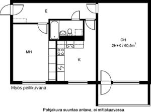 Espoo, Laajalahti, Kirvuntie 18 C-D D 049