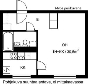 Espoo, Laajalahti, Kirvuntie 18 C-D C 035