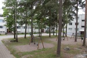 Espoo, Laajalahti, Kirvuntie 18 C-D C 030