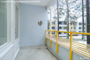 Espoo, Laajalahti, Heinjoenpolku 2 G-J J 061