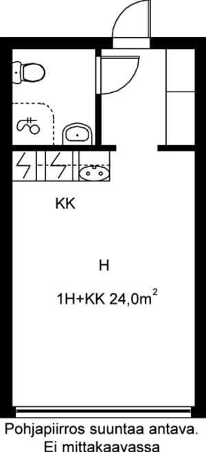 Espoo, Laajalahti, Kirvuntie 18 A-B A 002