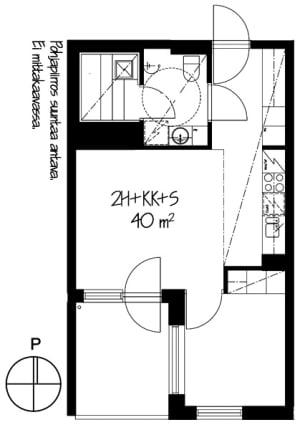 Espoo, Leppävaara, Rummunlyöjänkatu 11 D 005