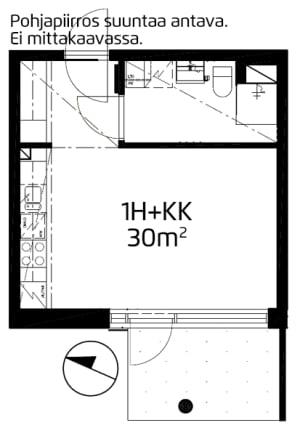 Espoo, Matinkylä, Matinniitynkuja 6 B 042