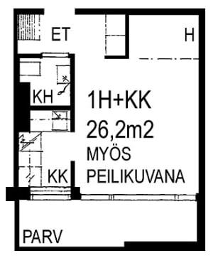 Espoo, Viherlaakso, Viherlaaksonranta 3 B 029