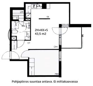 Helsinki, Arabianranta, Arabiankatu 3 B 047
