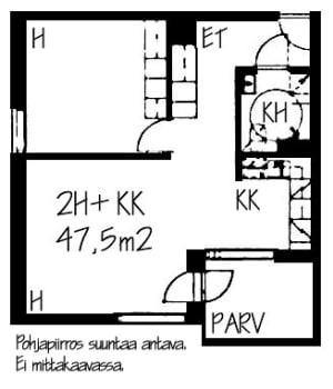 Helsinki, Herttoniemi, Laivalahdenkaari 8 A 019