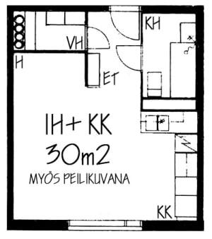 Helsinki, Itä-Pasila, Junailijankuja 10 A 014